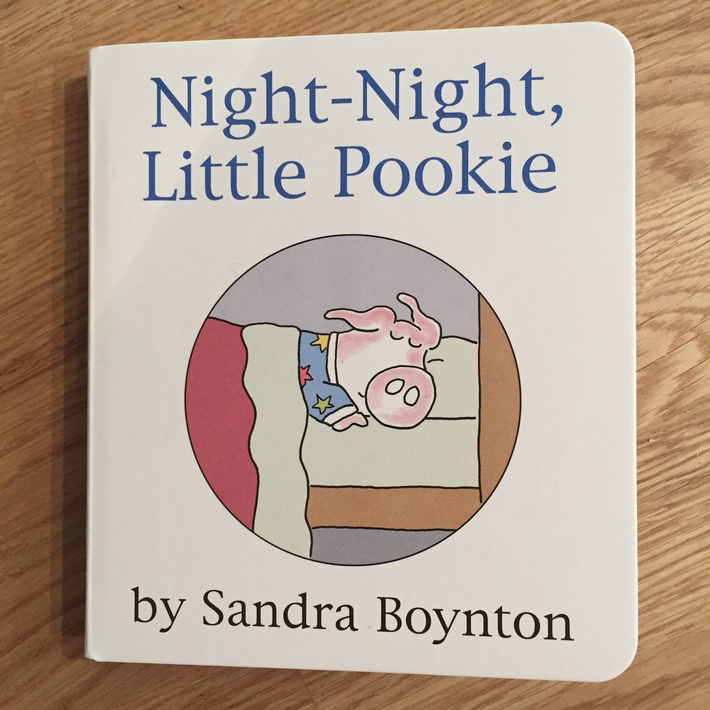 Review - Night-Night Little Pookie