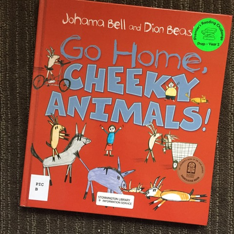 Review - Go Home, Cheeky Animals!