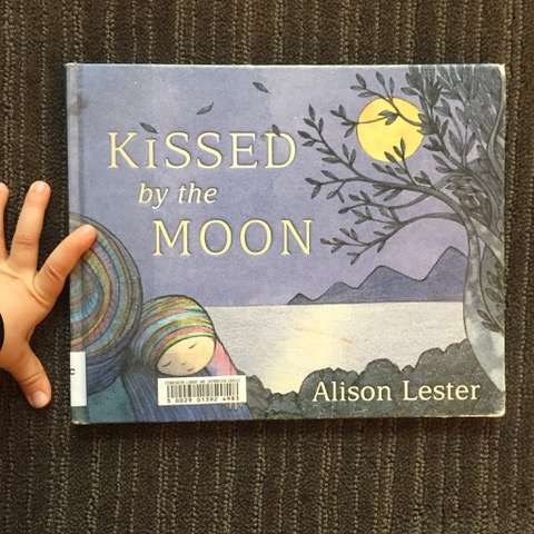 Review - Kissed by the Moon