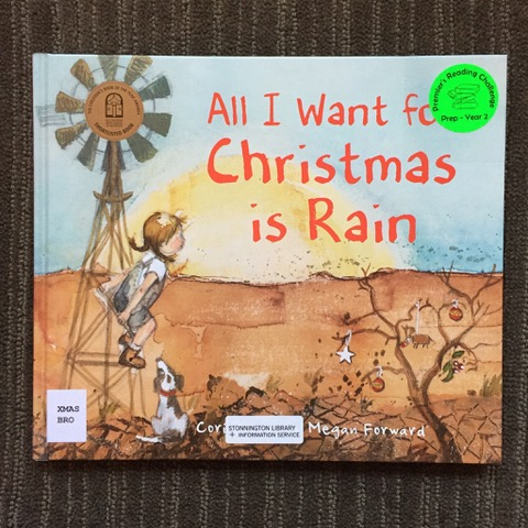 Review - All I Want for Christmas is Rain