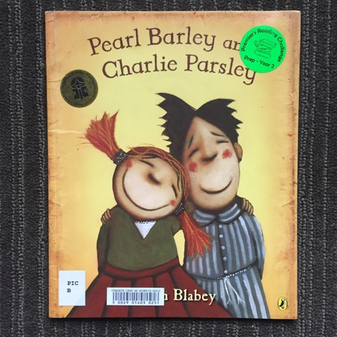 Review - Pearly Barley and Charlie Parsley