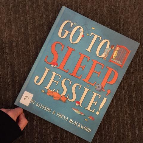Review - Go To Sleep, Jessie!