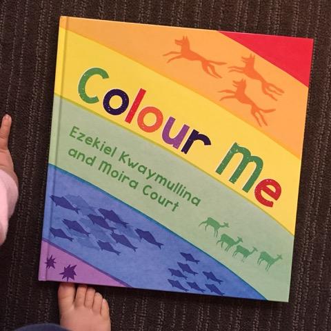 Review - Colour Me