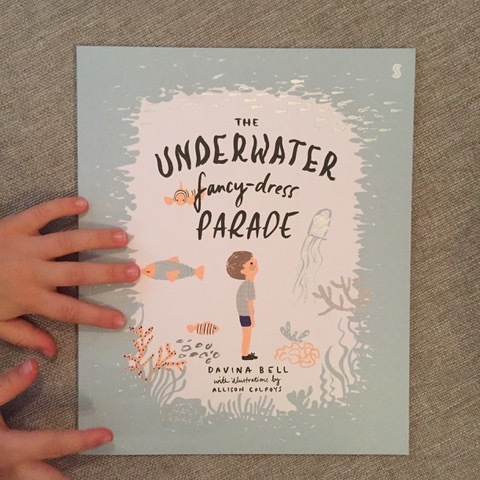 Review - The Underwater fancy-dress Parade