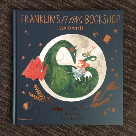 Review - Franklin's Flying Bookshop