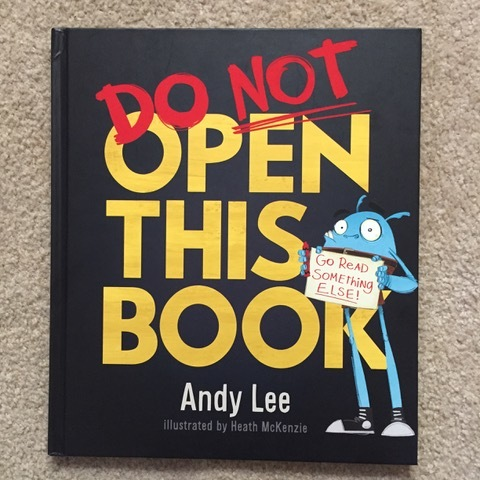 Review - Do NOT Open This Book