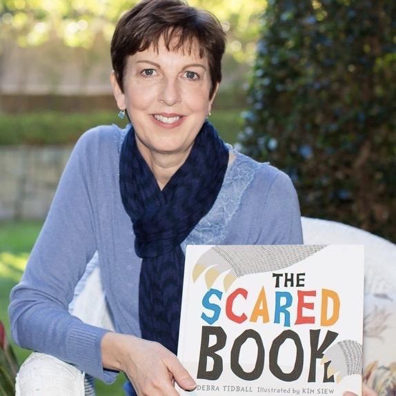 Author - Debra Tidball