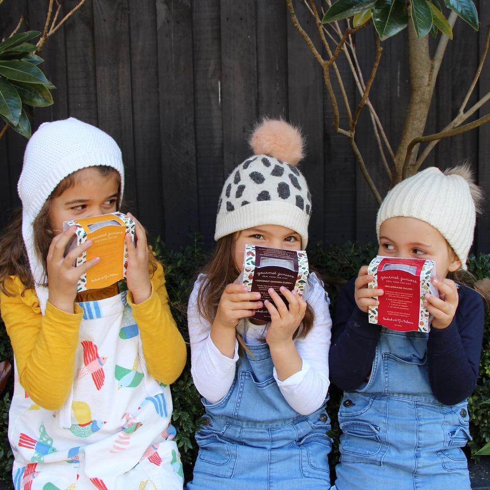 Ready-made kids meals (Melbourne) - Gourmet Juniors