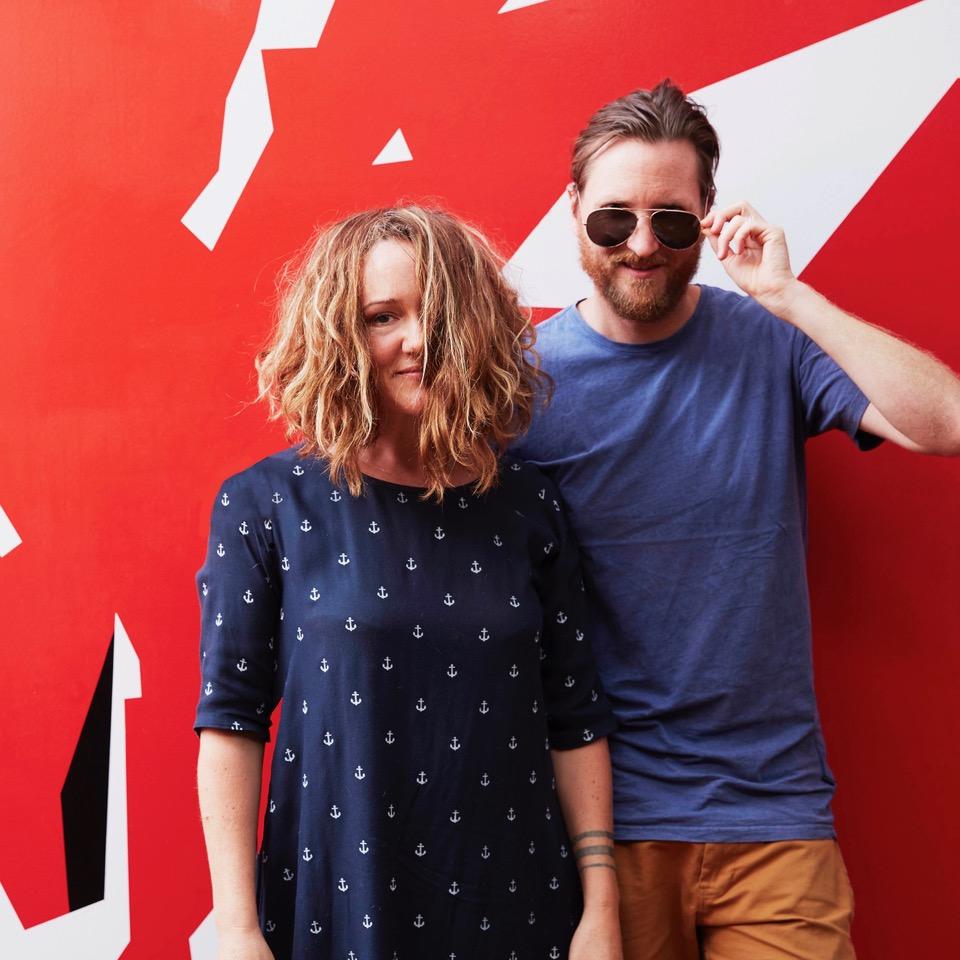 Authors - Kate & Jol Temple
