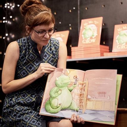 Author & Illustrator - Laura Stitzel