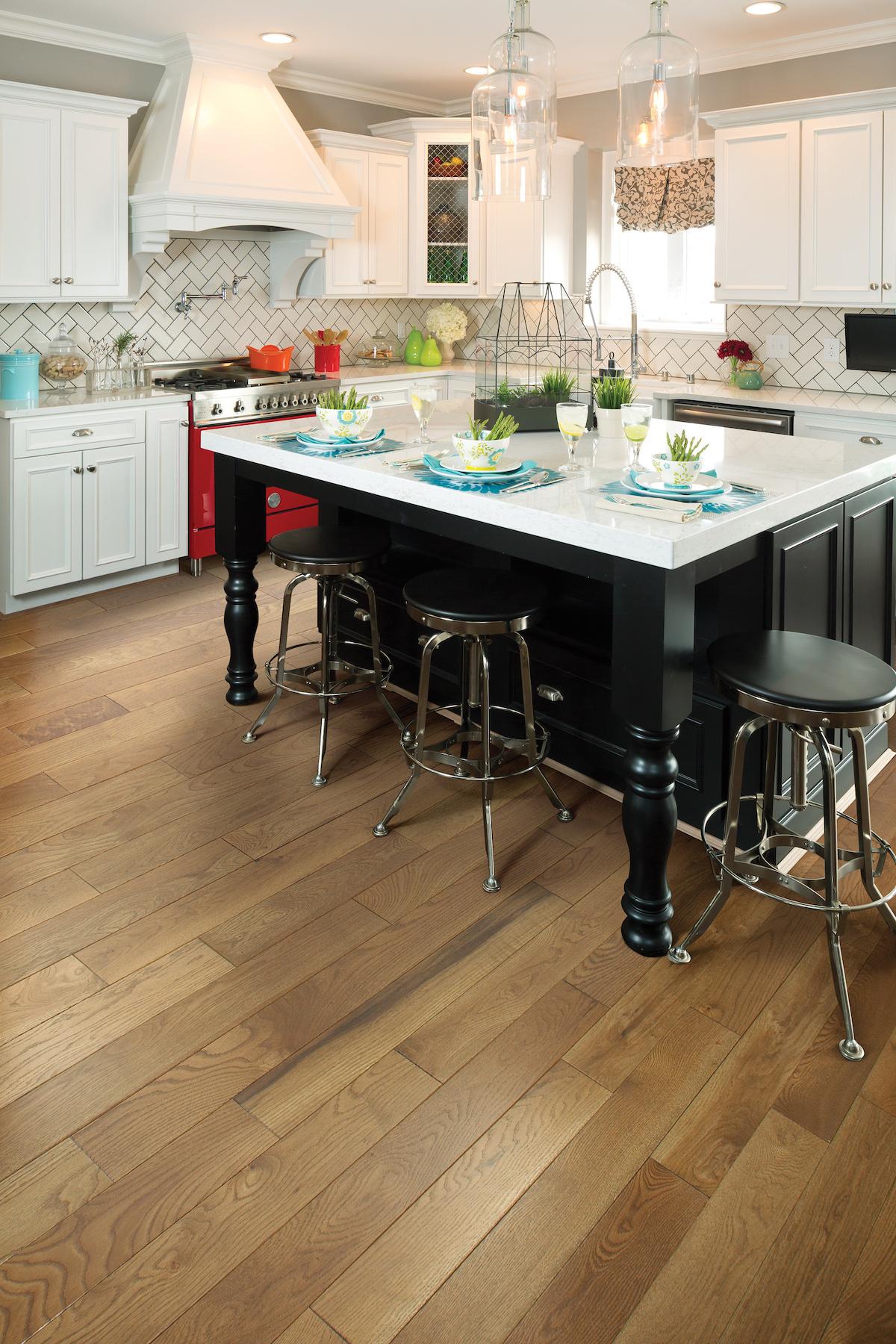Hardwood Flooring from Acadian Flooring Design Center