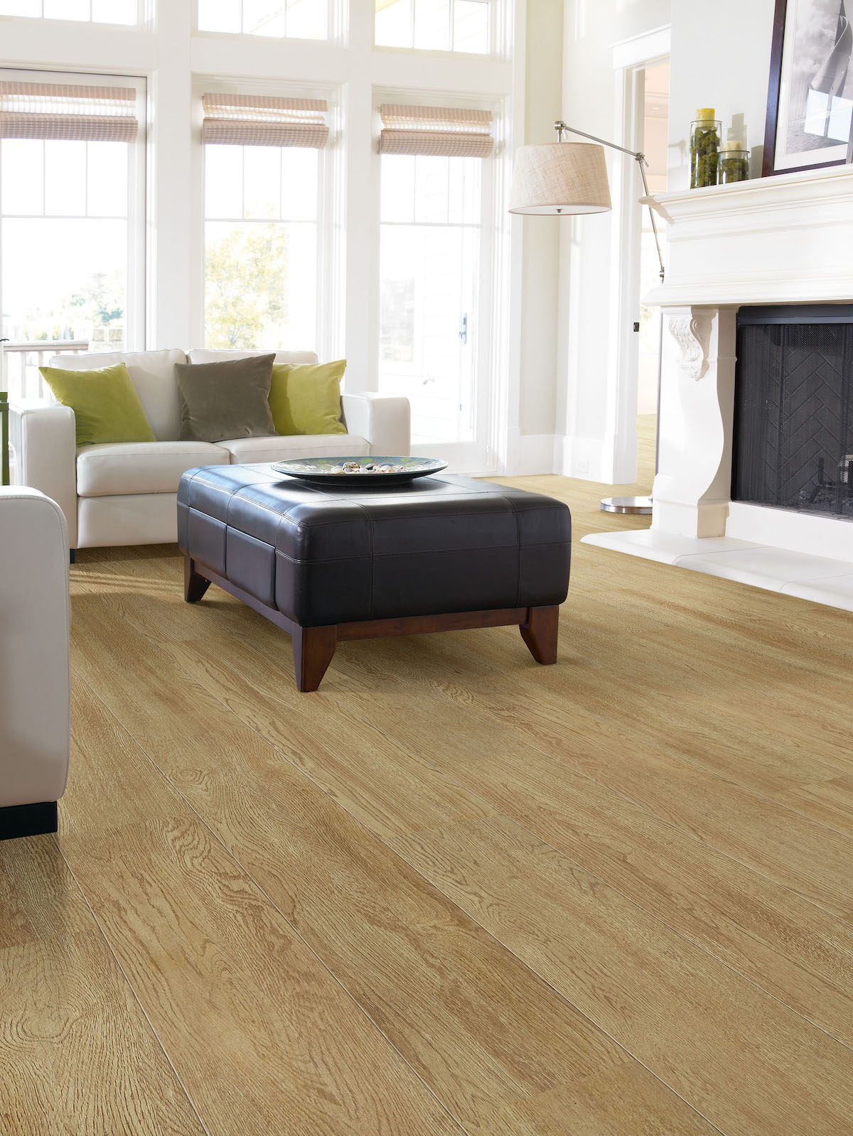 Laminate Flooring from Acadian Flooring Design Center
