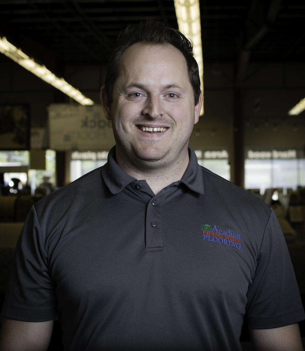Shawn Fenk -  Sales & Estimator