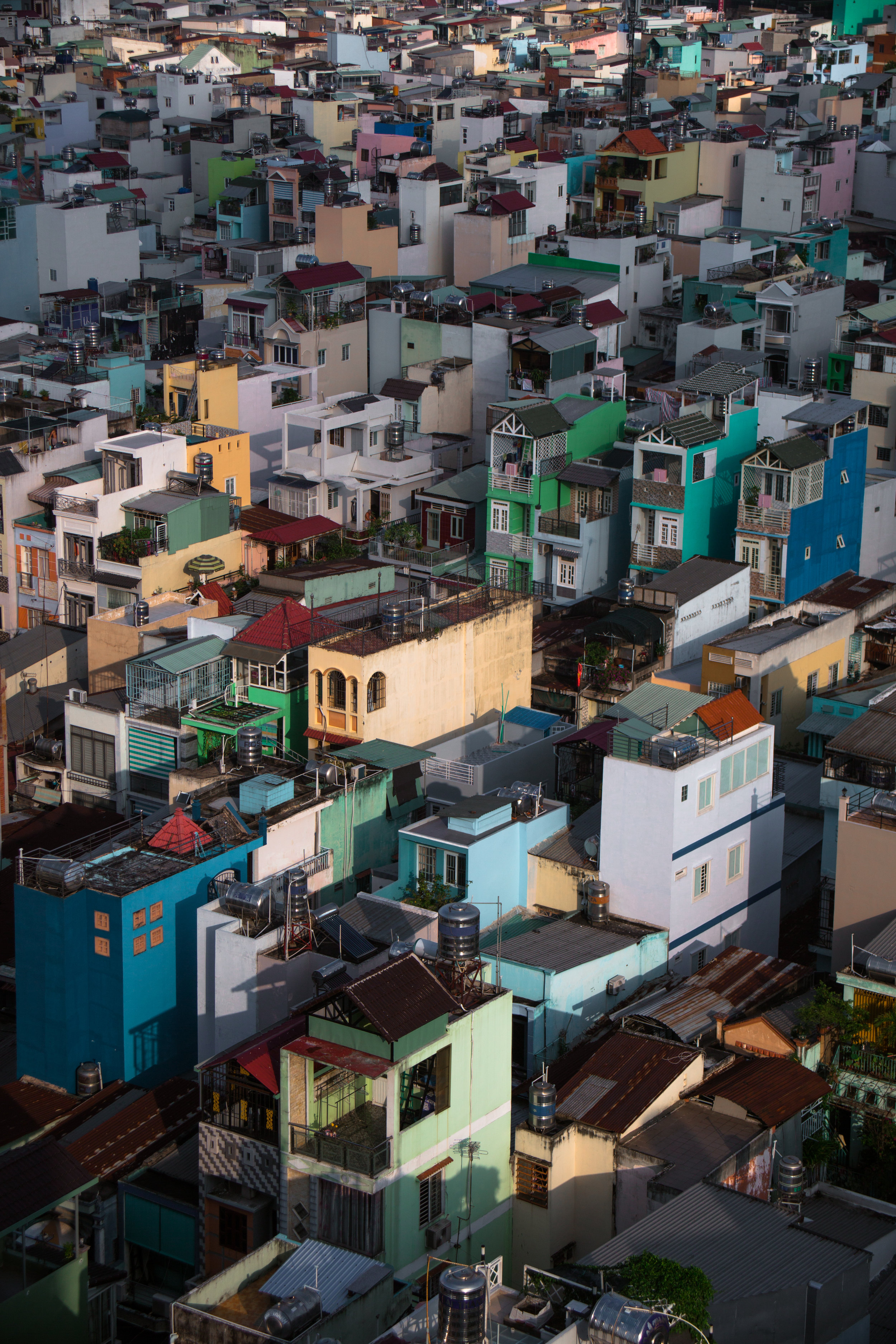 Shades of Saigon.