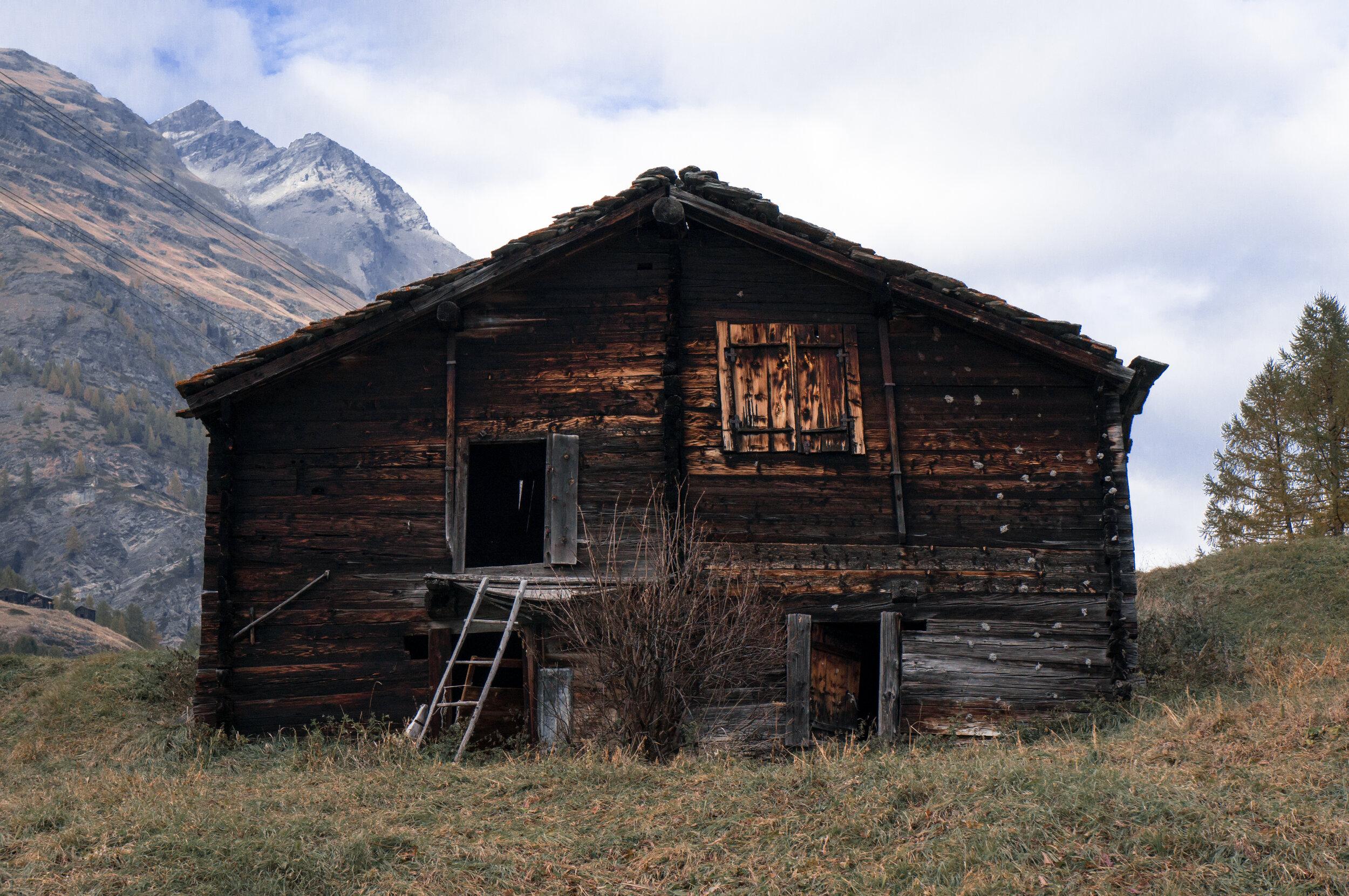 Cabin in Zermatt