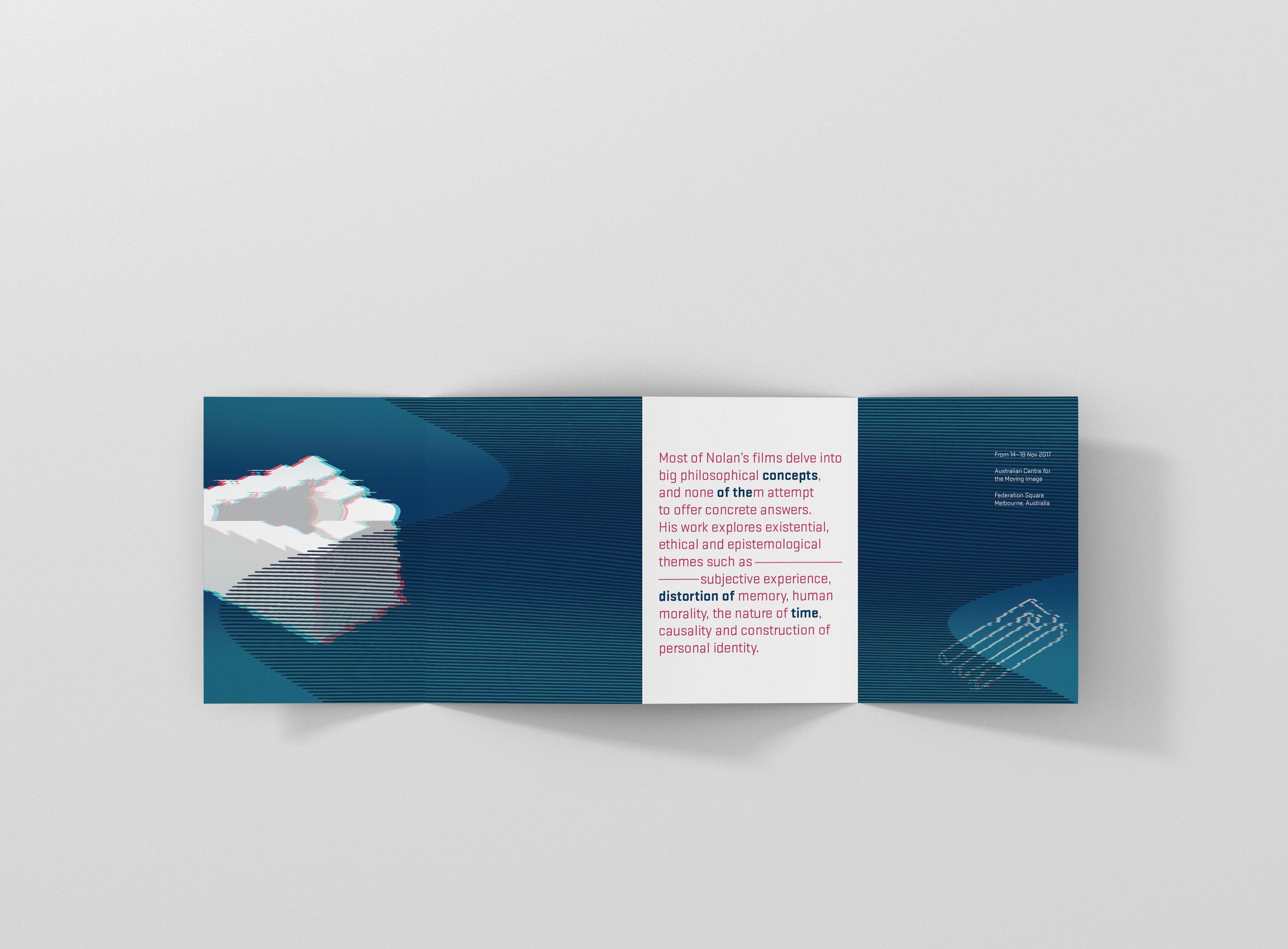 4-fold brochure design.