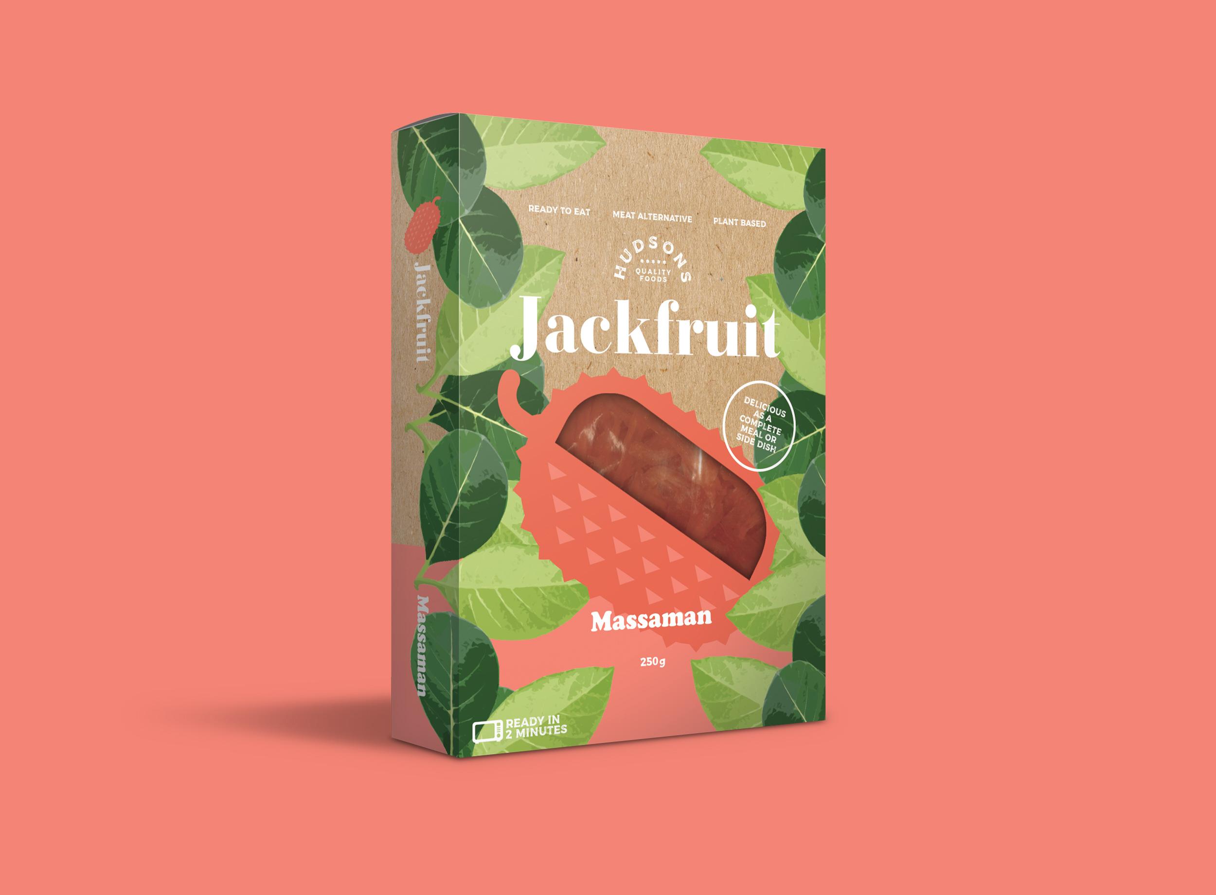 Massaman packaging.