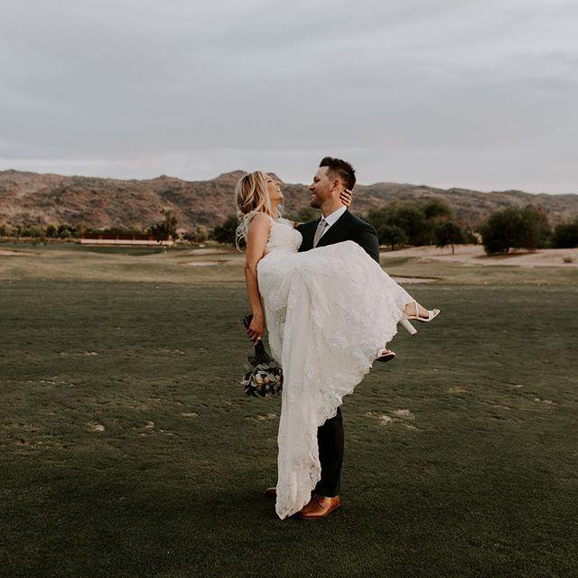 Those we just got married vibes get me every single time 😍 #allthefeels  Bride - @uuutinauuu  Venue - @legacyweddingsandevents  Dress/alterations - @tailoredinwhite