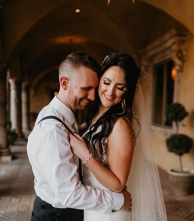 All that you are is all that I'll ever need 🖤  Wedding venue - @villasiena  Makeup - @chanelmolleobeauty  Hair - @parlour_az  Photo booth - @modernwestphoto  Dress - @weddingbellesaz  Flowers - @blumeevents