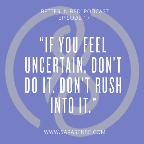 Open Relationships Swinging Quote Sarasense Better in Bed Podcast