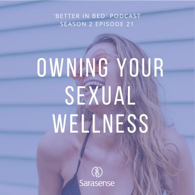 Owning Sexual Wellness Podcast Title