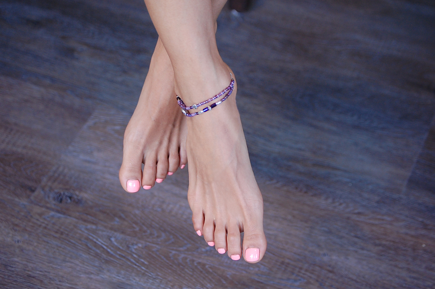 Double Anklets - Designed to pair with your favorite toe anklet, our single and double traditional Anklets are just as stunning! Mix and match to create a unique combination that fits your one-of-a-kind style...