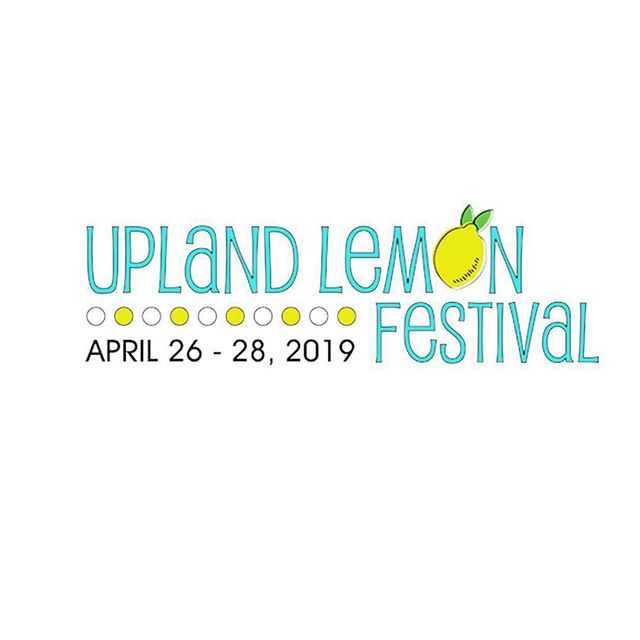 When life gives you 🍋🍋🍋, pucker up and head out to the Upland Lemon Festival , where everything lemony is celebrated – from food to contests to entertainment. . . . You can find us at Crafter's Village. Free admission for all. 😘🍋🍋🍋. . . . Friday, April 26, 3-11 p.m.  Saturday, April 27, 10 a.m. - 11 p.m.  Sunday, April 28, 10 a.m. - 10 p.m.