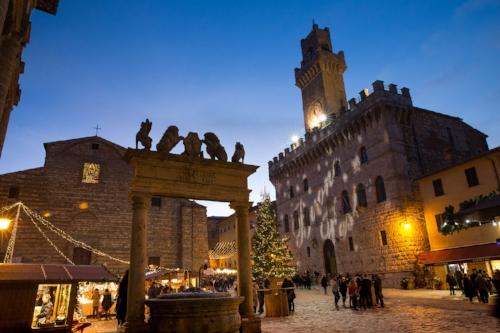 Montepulciano Christmas Market