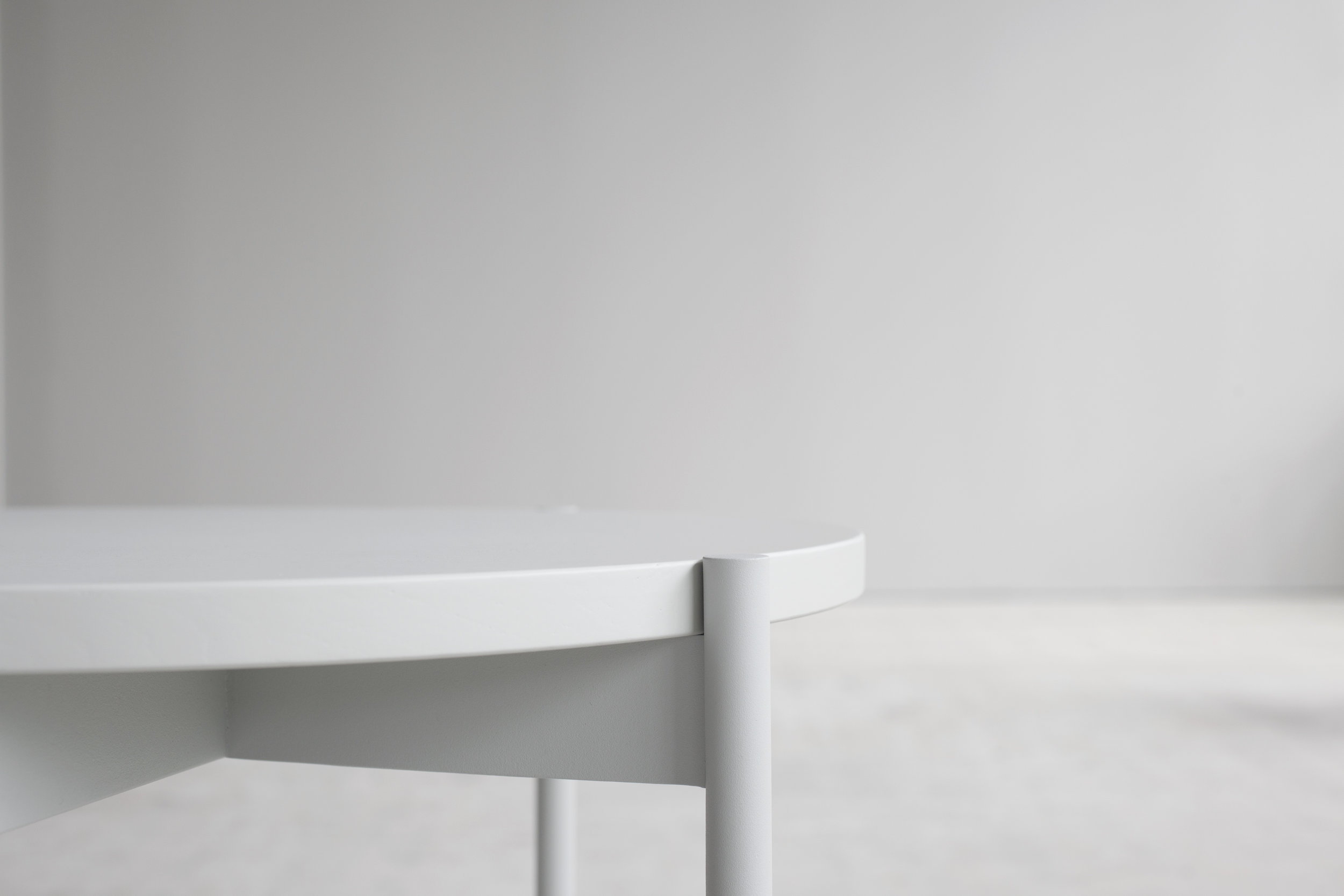 Lintel side table detail