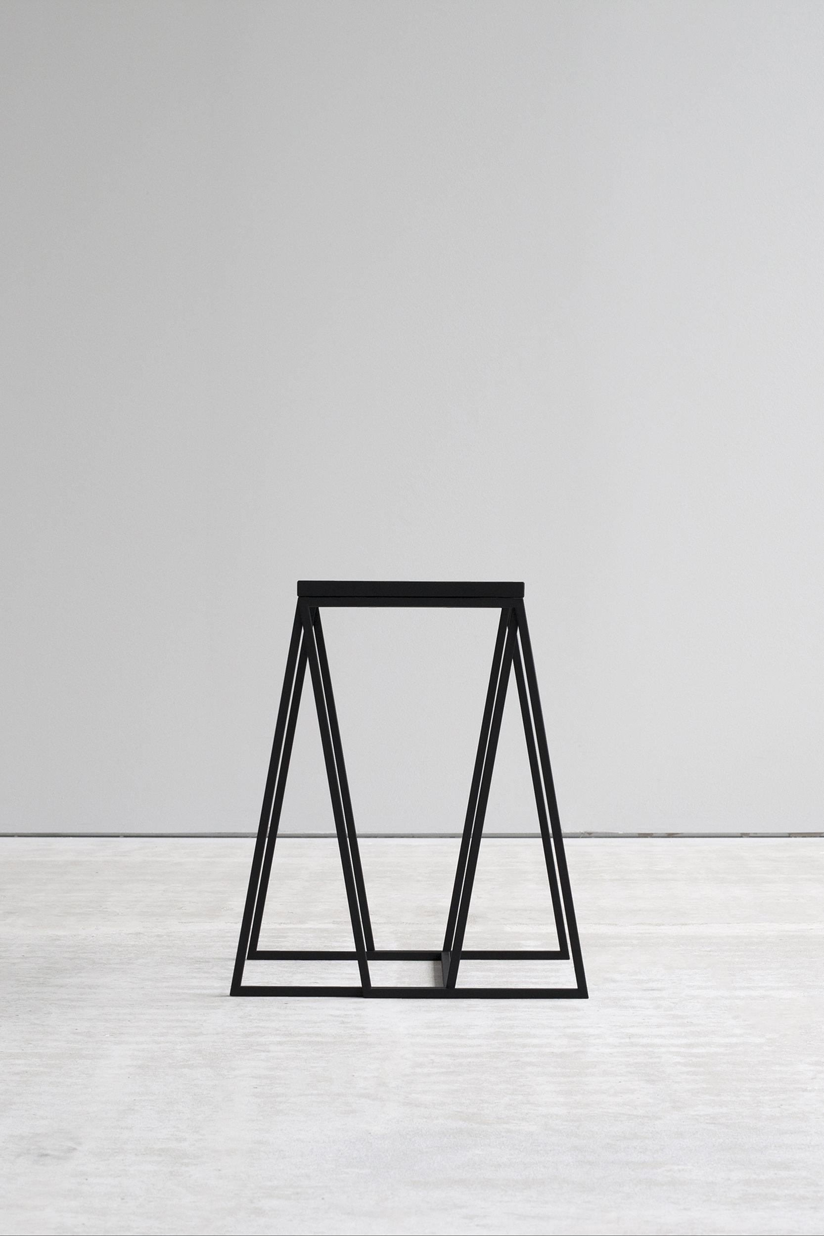 Rhomboid side object black