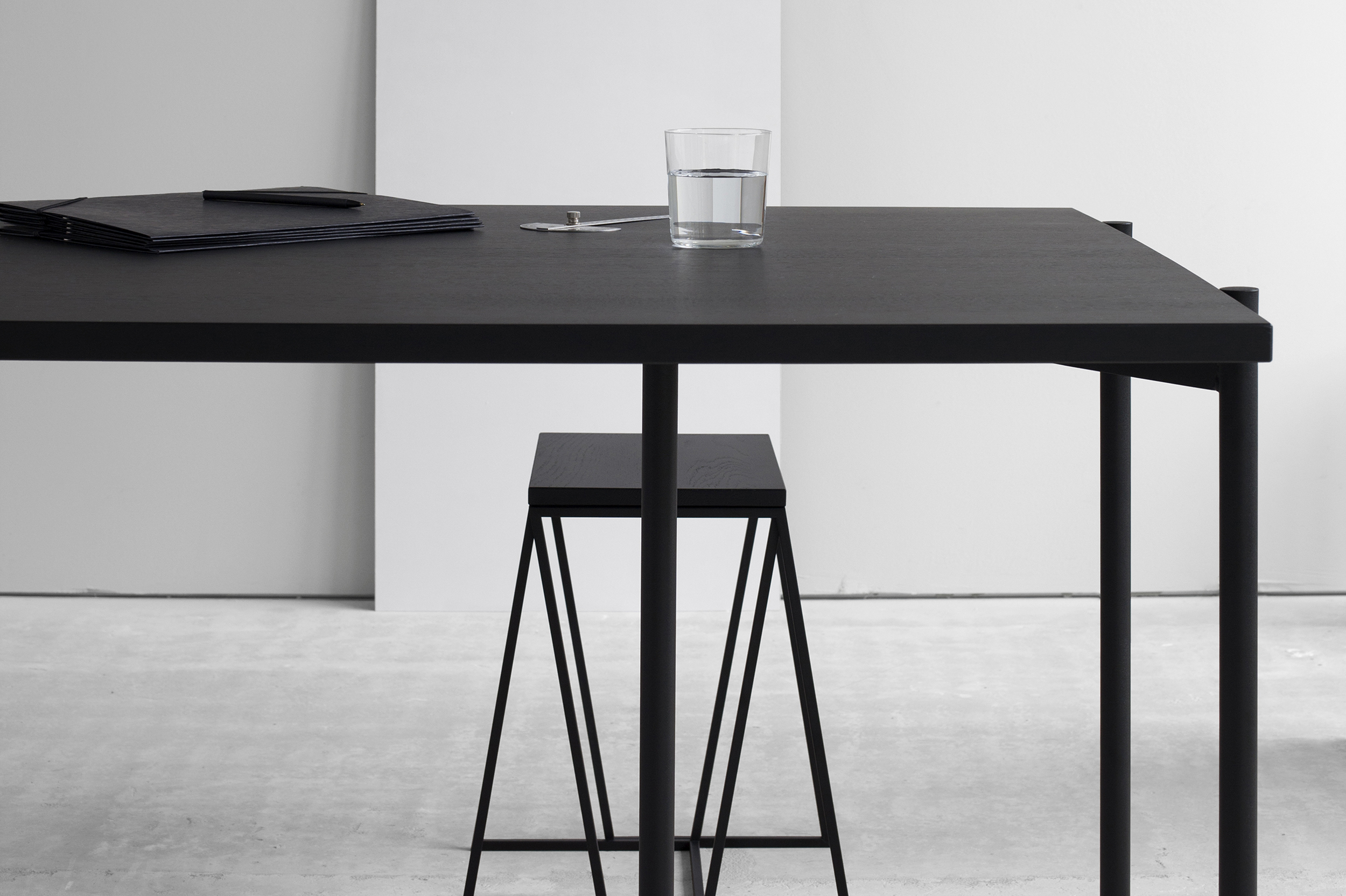 Rhomboid and Lintel table
