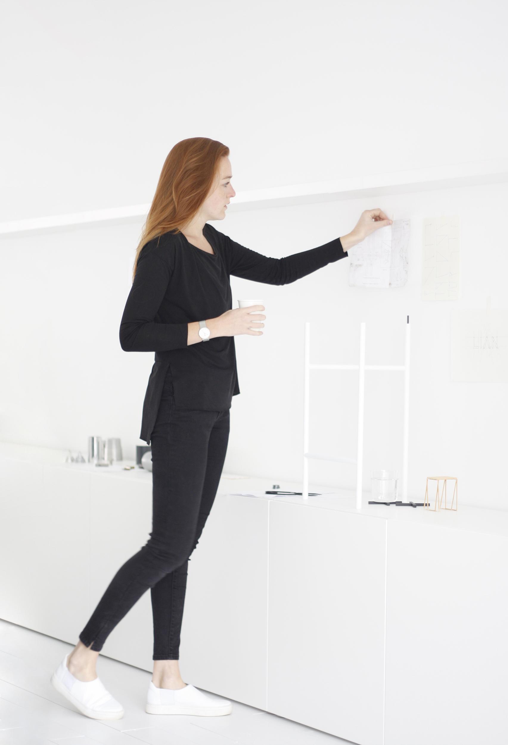 LIAN product designer studio works