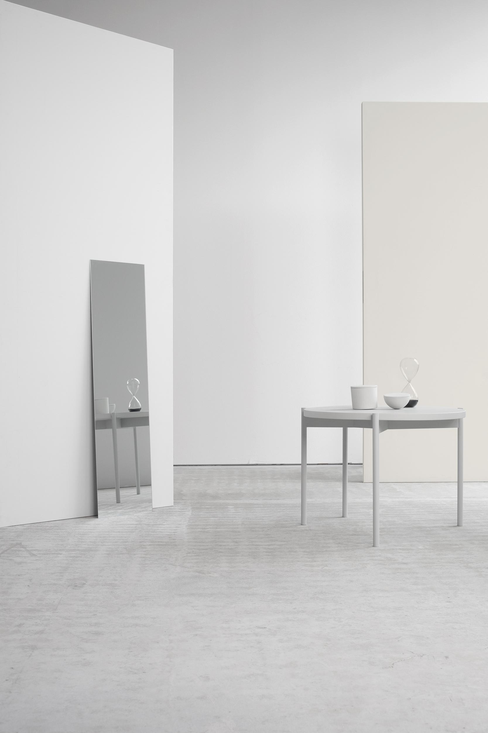 Lintel side table space