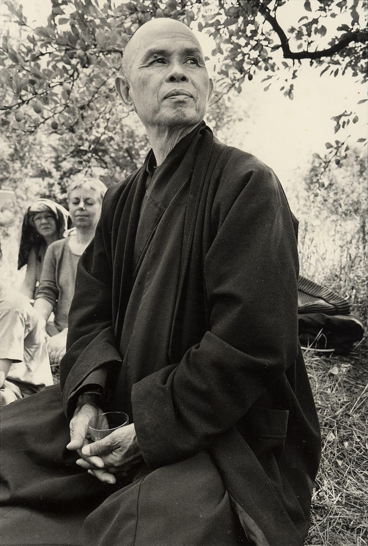 Thich Nhat Hanh. Maestro de Meditación y Mindfulness.