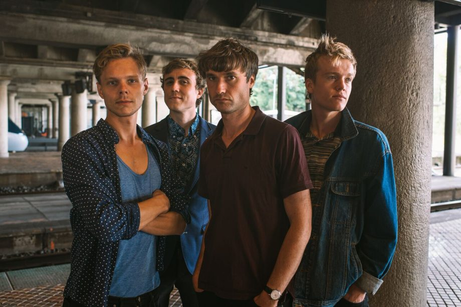 John Hassall and the April Rainers  (Denmark/England)