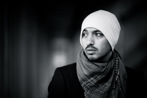Actor and filmmaker  Chadi Abdul-Karim  (Denmark/Germany/Egypt)