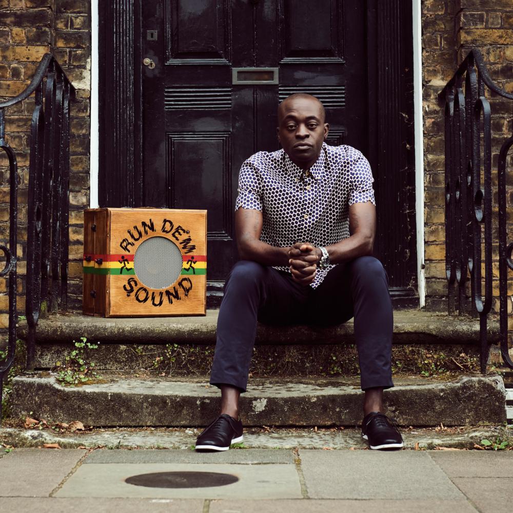 Poet, novelist, musician and academic Charlie Dark  (UK/Ghana)