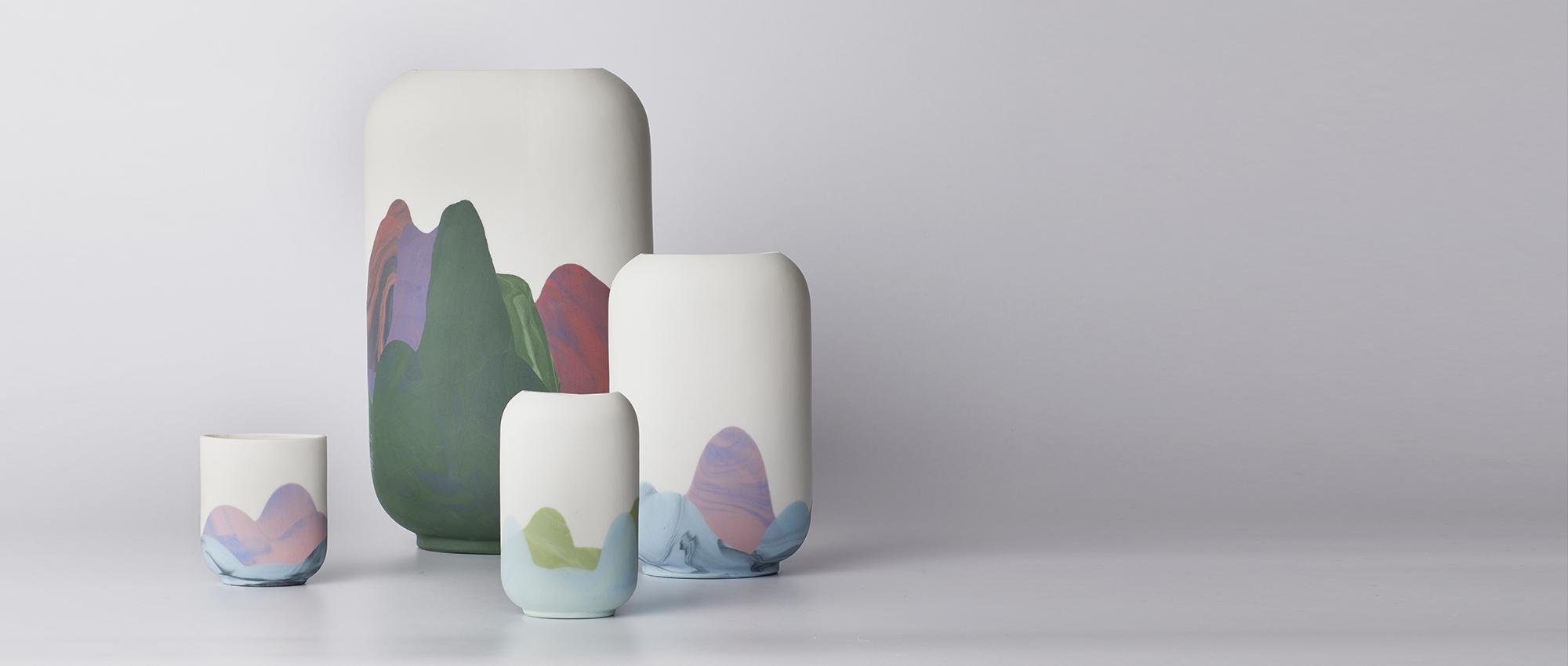 Hong Kong Vases -