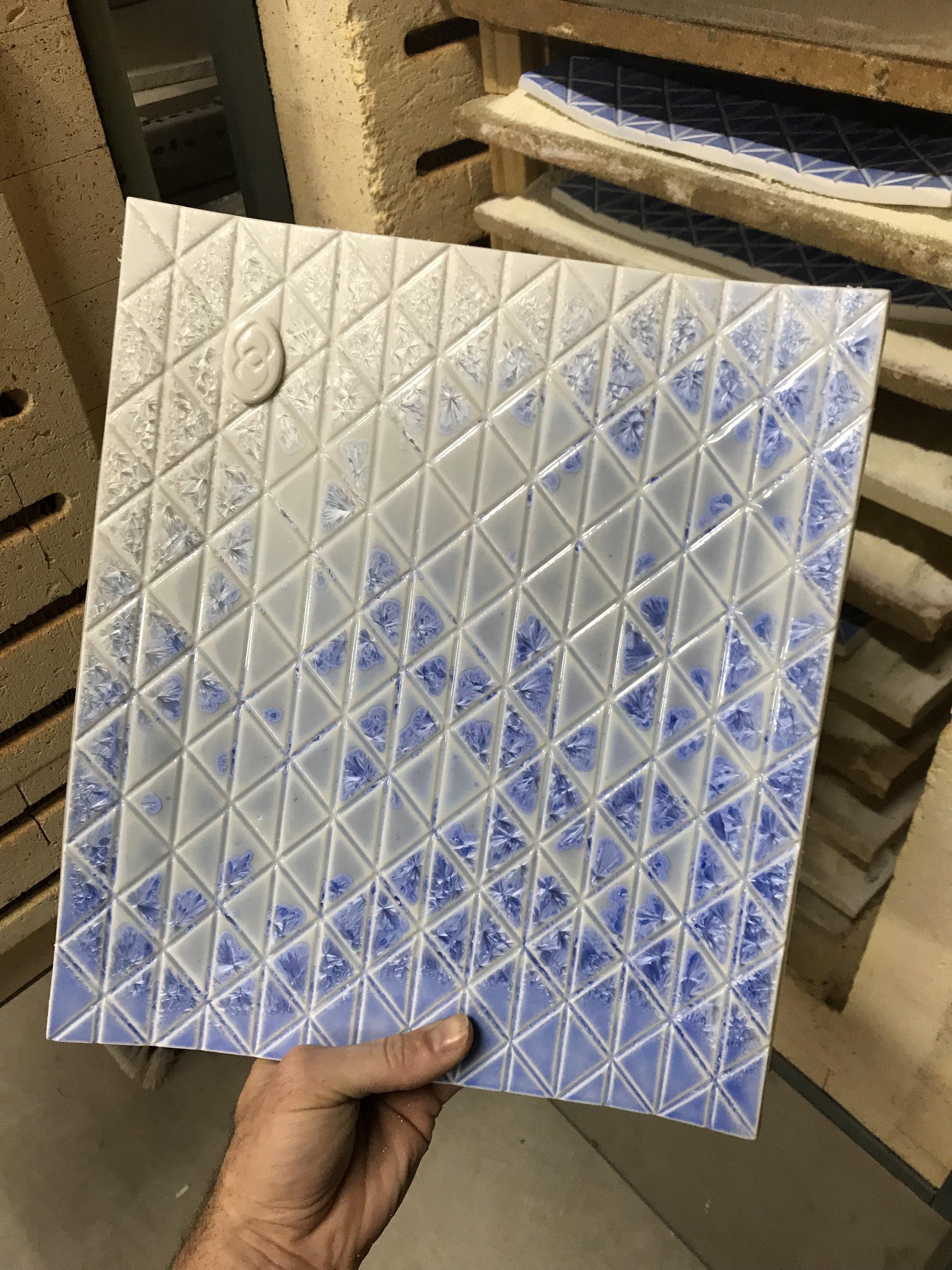 Custom ceramic design