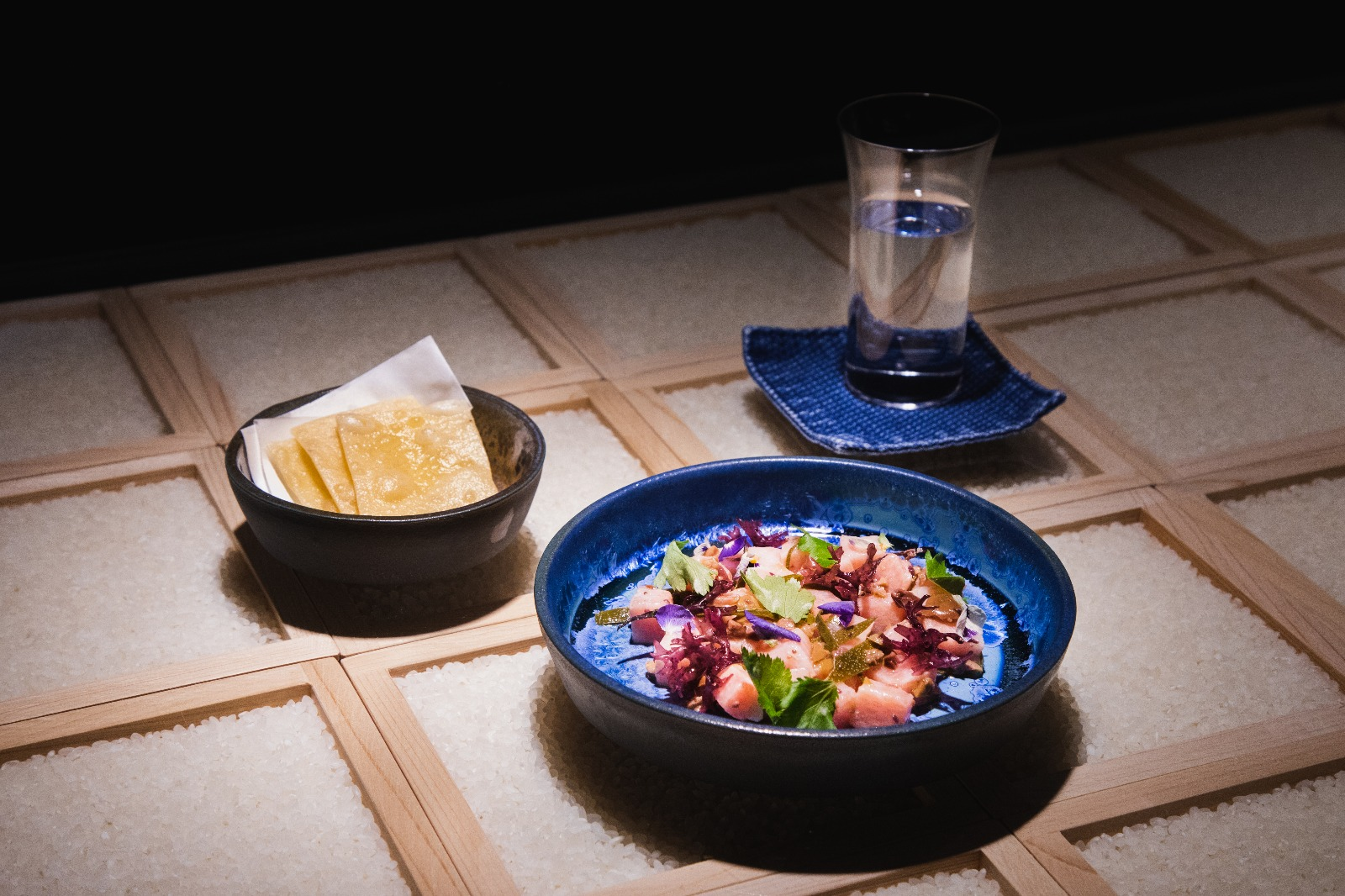 Custom ceramic plates fro chefs
