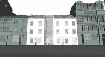- Concept Elevation by Stenton Obhi Architects