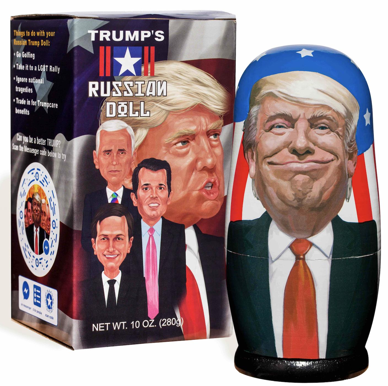 Trump Box Design