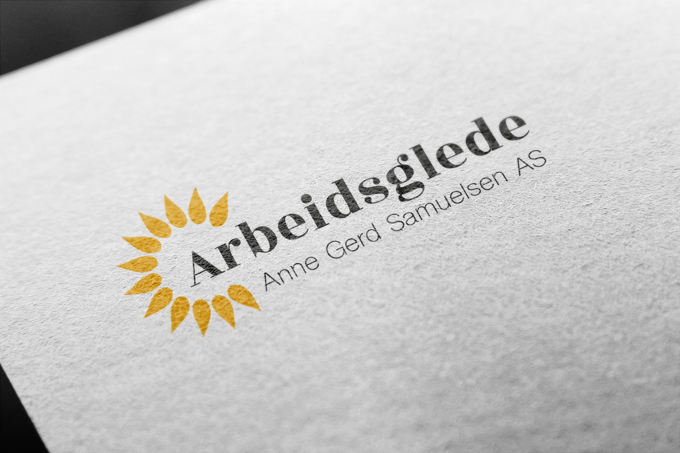 Bilde av Arbeeidsglede logo
