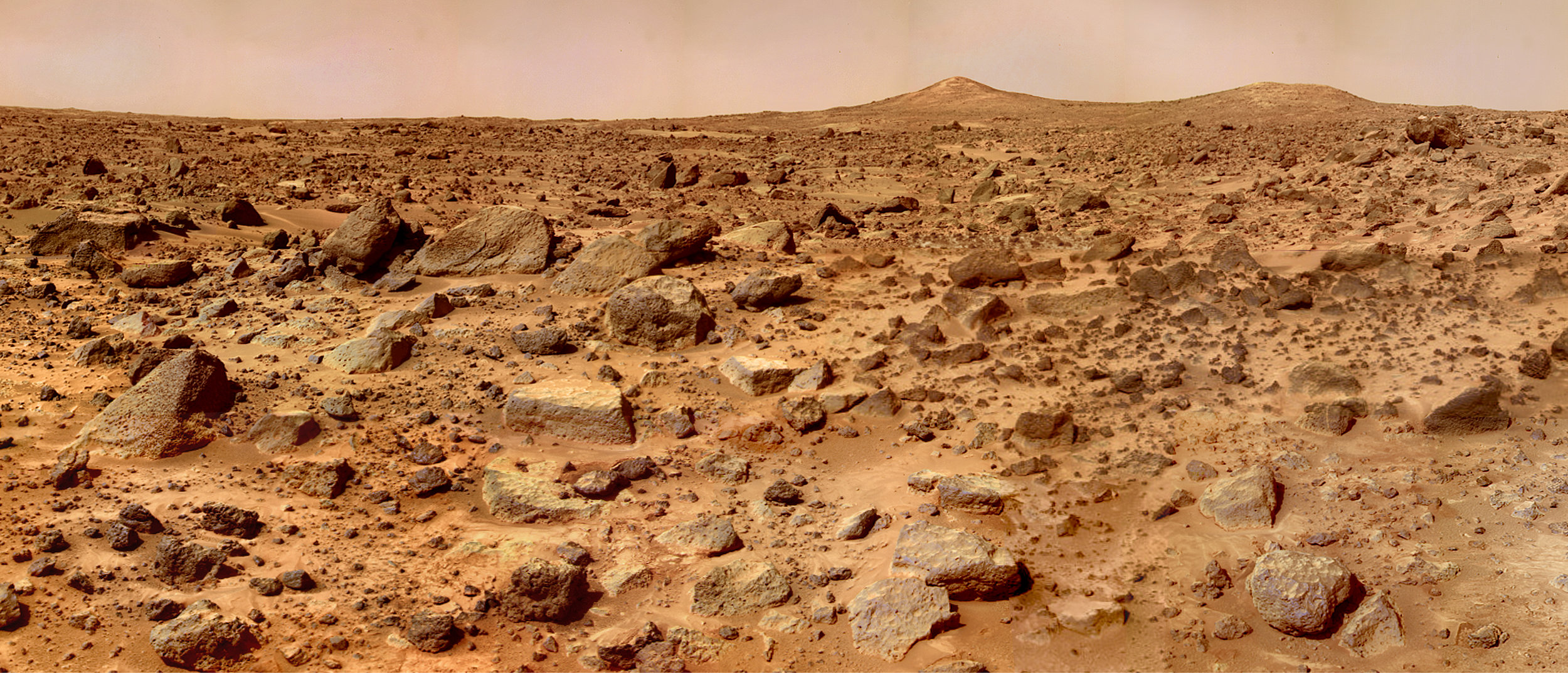mars sounds exciting... - ...but I'd rather try to make it work here first.