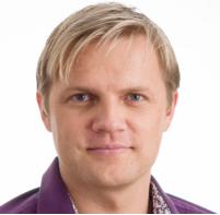 Halvard Gjerdbakken jobber for Codan Forsikrings agentur i Åsane.