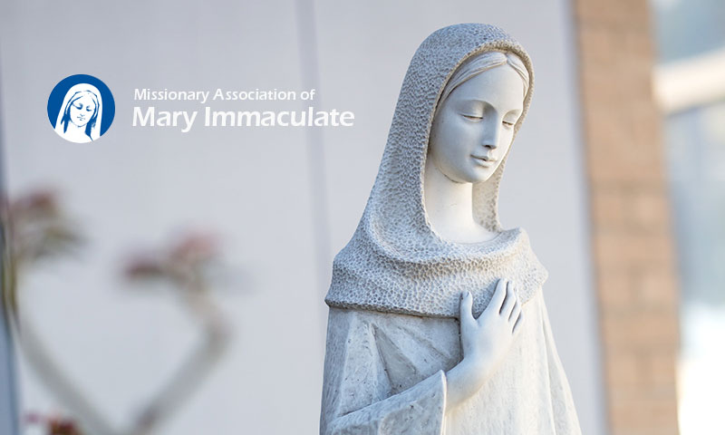 MAMI - The Missionary Association of Mary Immaculate (M.A.M.I.) is the organisation through which the Oblates enlist the help of lay people. Through this Association, lay people become part of our Oblate Family.FIND OUT MORE