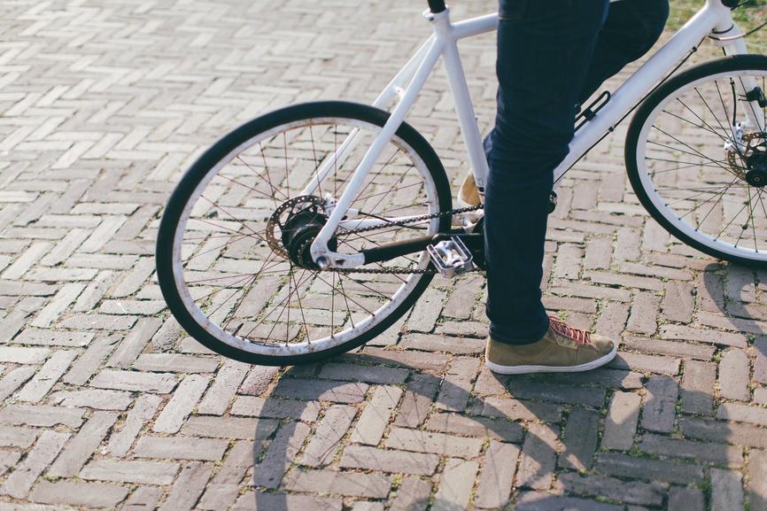 Secure Bike Storage -