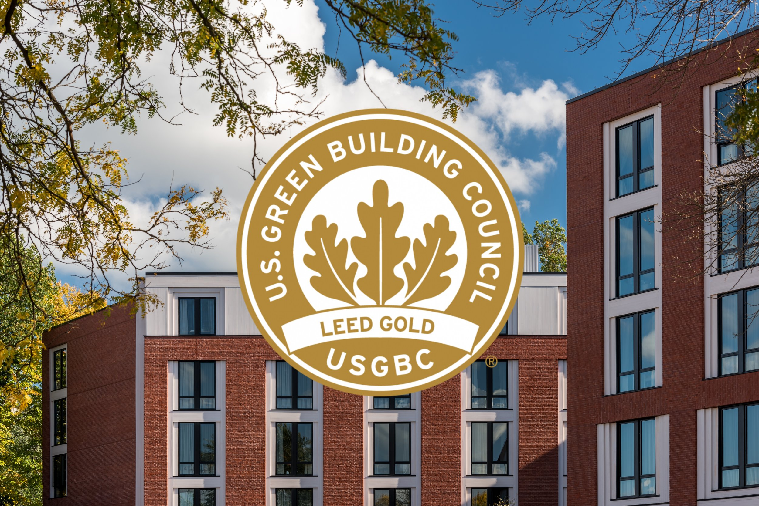 LEED Gold Certified -