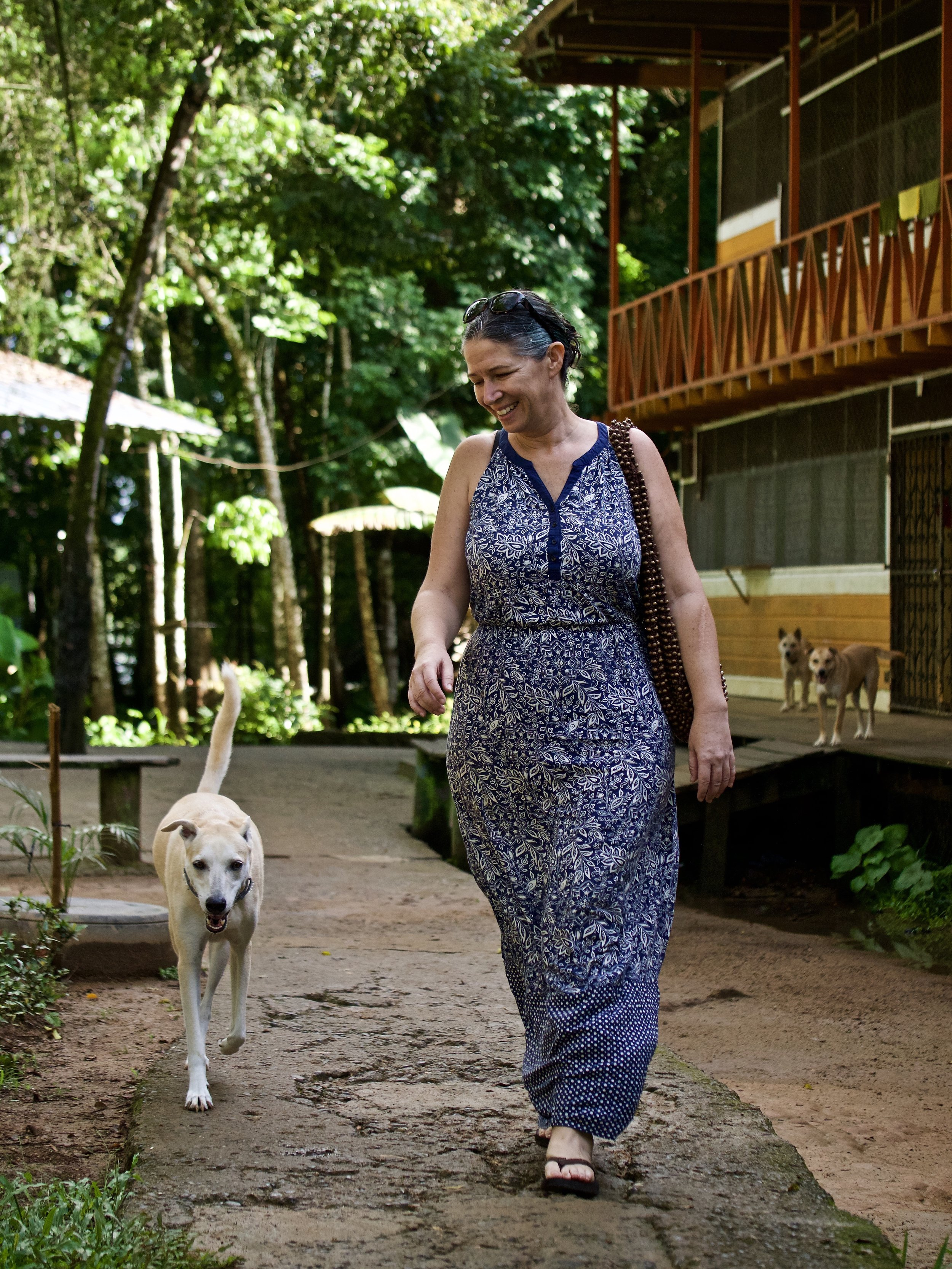 Heather Graham - Execute Director, Casa GuatemalaIn charge of a Children's Home who provides education, accommodation and health services for 300 kids… and a few dogs.