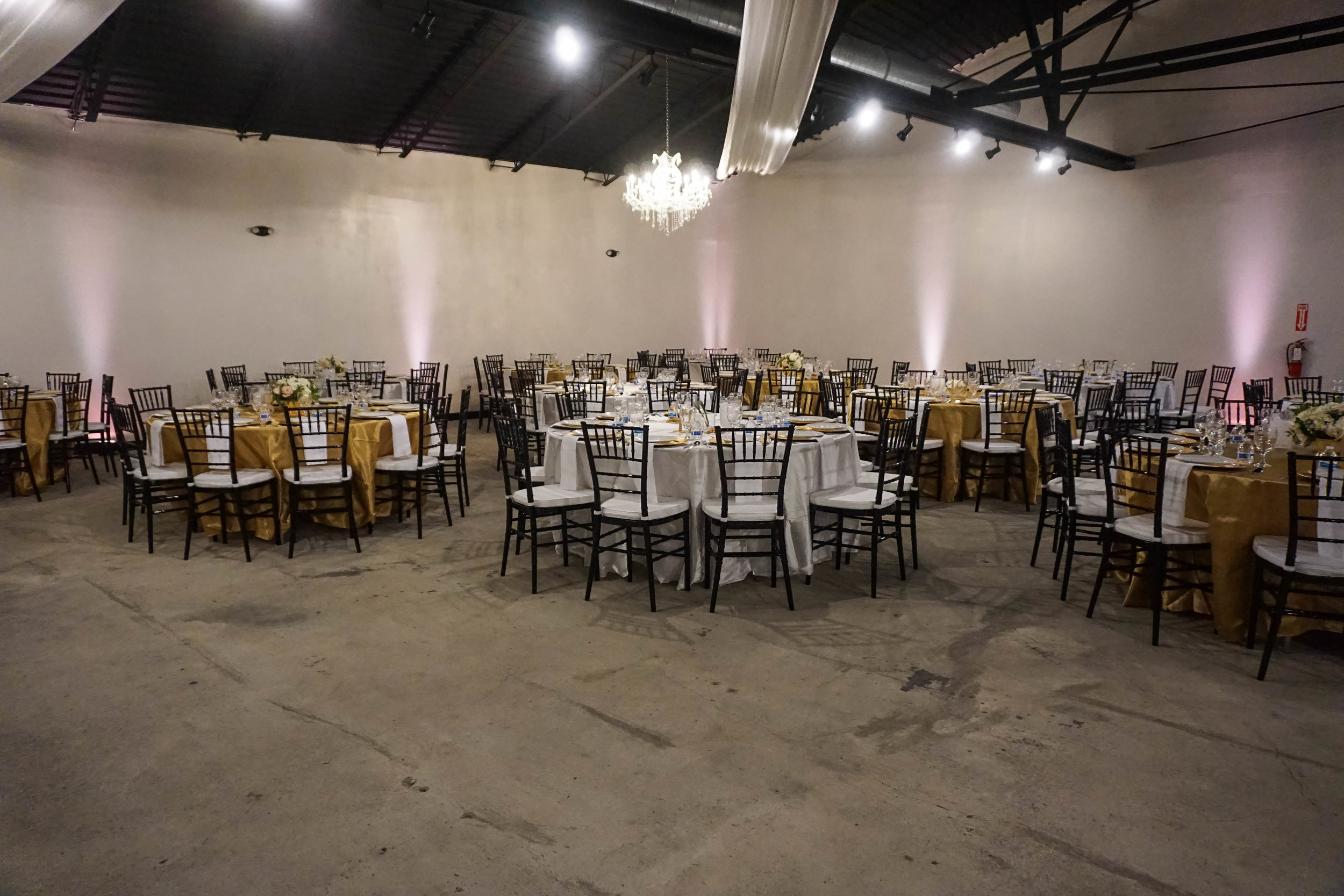 Columbus Event Venue | Industrial Events | Weddings Conferences Meetings